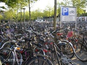 Fahrrad Parkplatz Göttingen Hbf