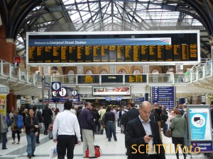 London Liverpool Street by SCRITTI