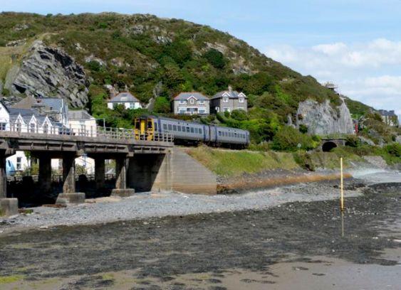 Barmouth, Wales