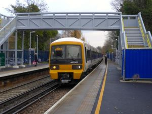 Sidcup Station Southeastern