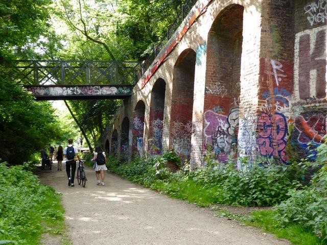 London Spezial: Wandern auf den Spuren alterEisenbahnen