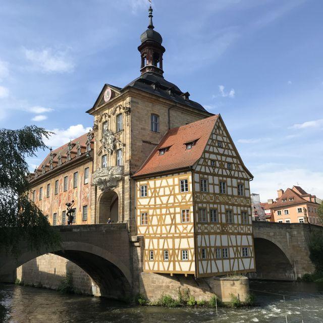 Zwischenstopp: Bamberg, Welterbe