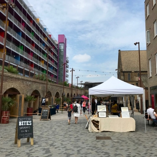 Deptford Market Yard