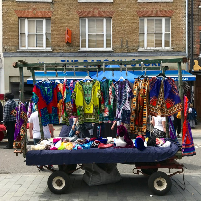 London Spezial: Streetfood und Markt in Deptford