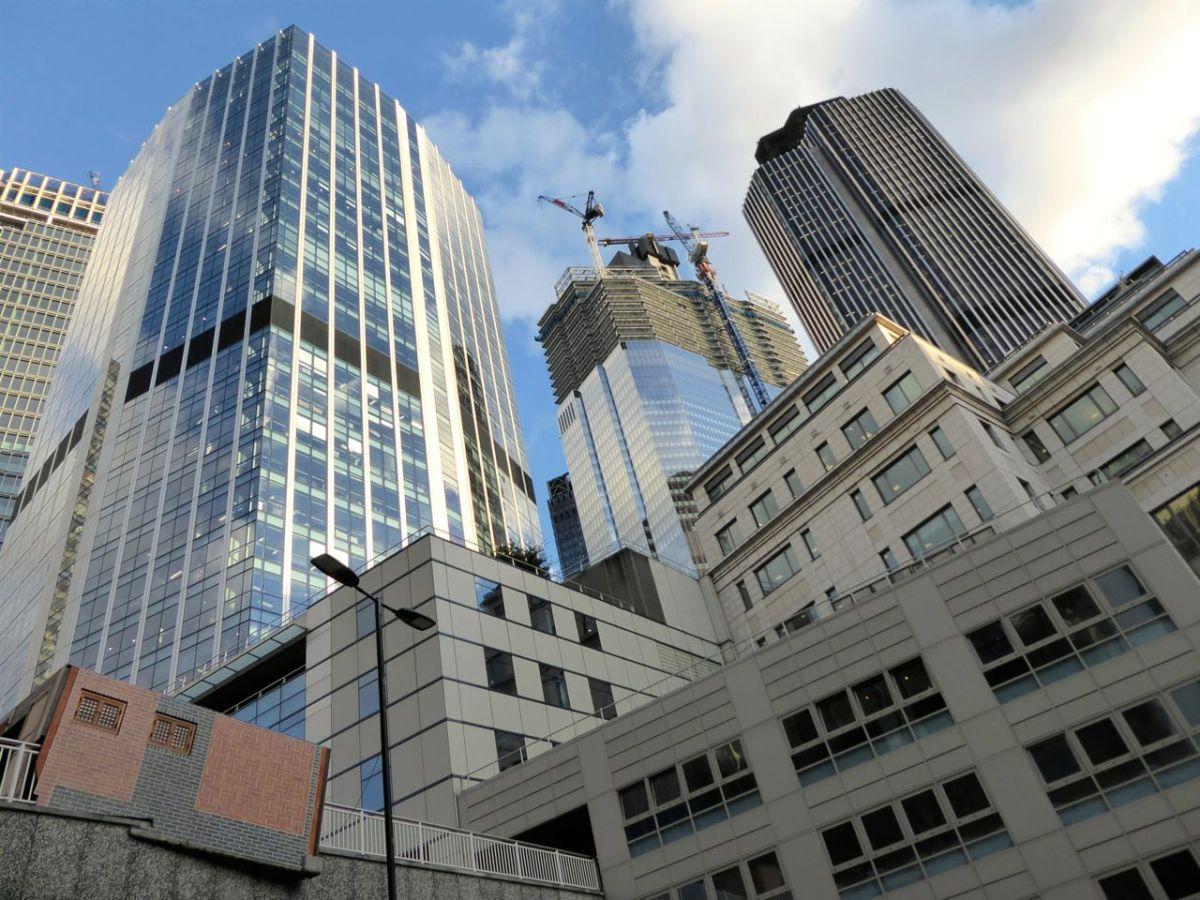 London: Megacity imHöhenrausch