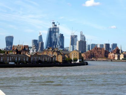 London-Hochhäuser2