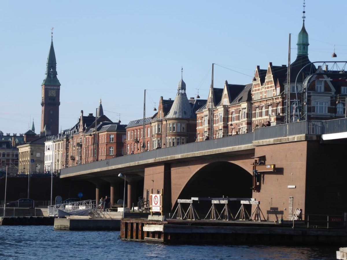 Trip nach Kopenhagen: Immer am Wasserentlang