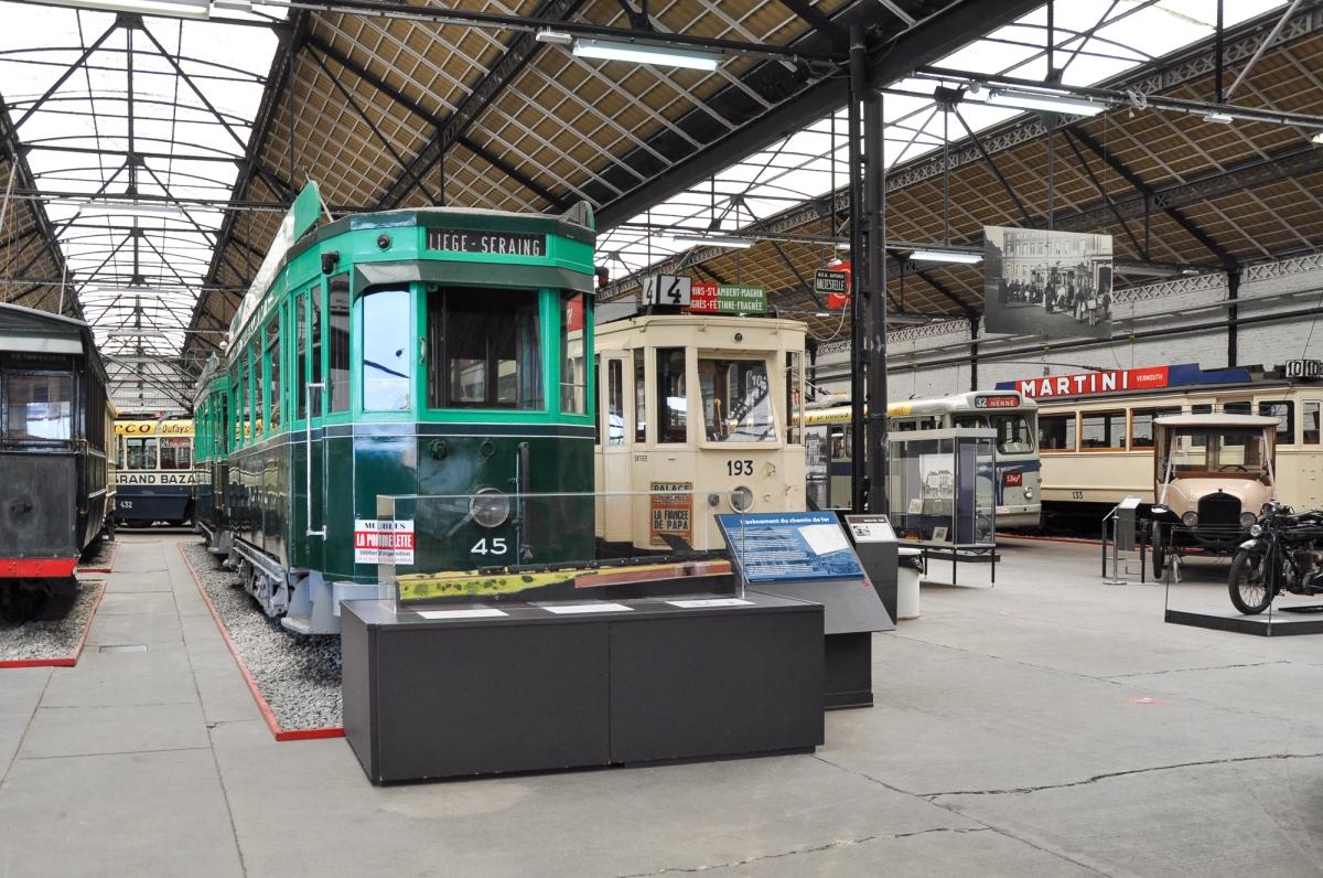 Reisetipp: Trolleybus und Pferdetram – kleine Zeitreise inLüttich