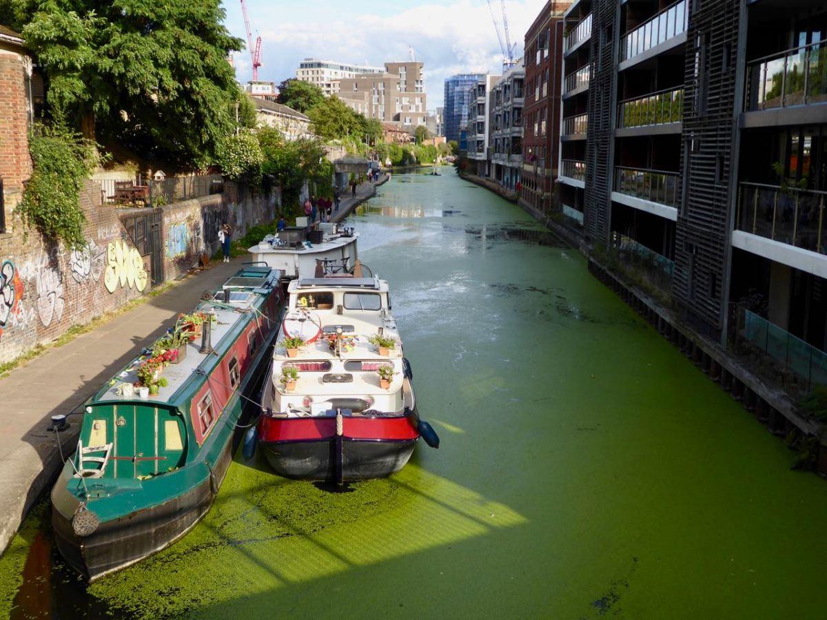 London Spezial: Immer am Wasserentlang
