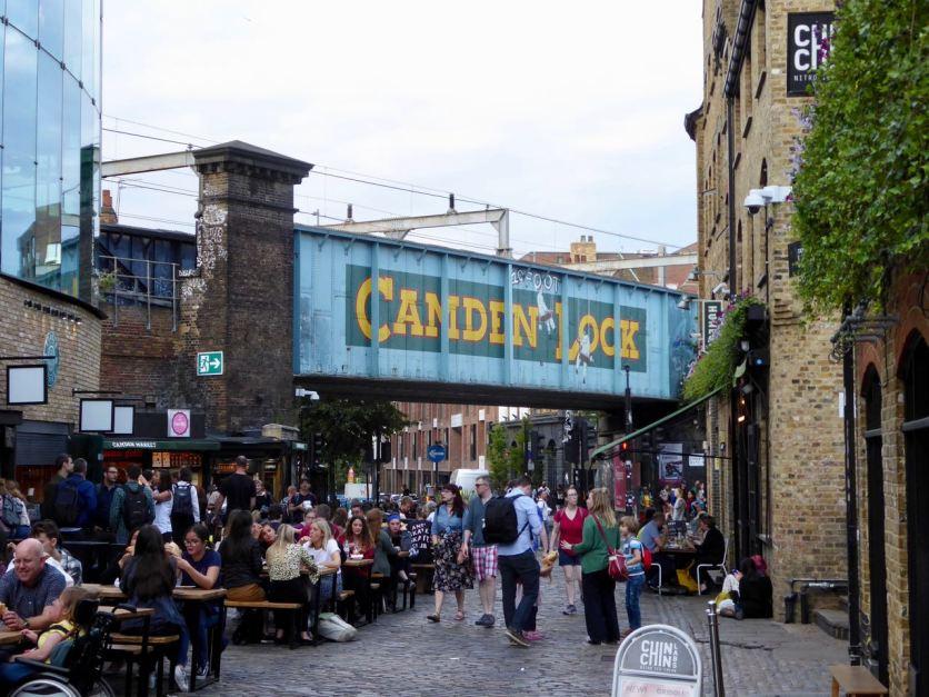 Markt in Camden