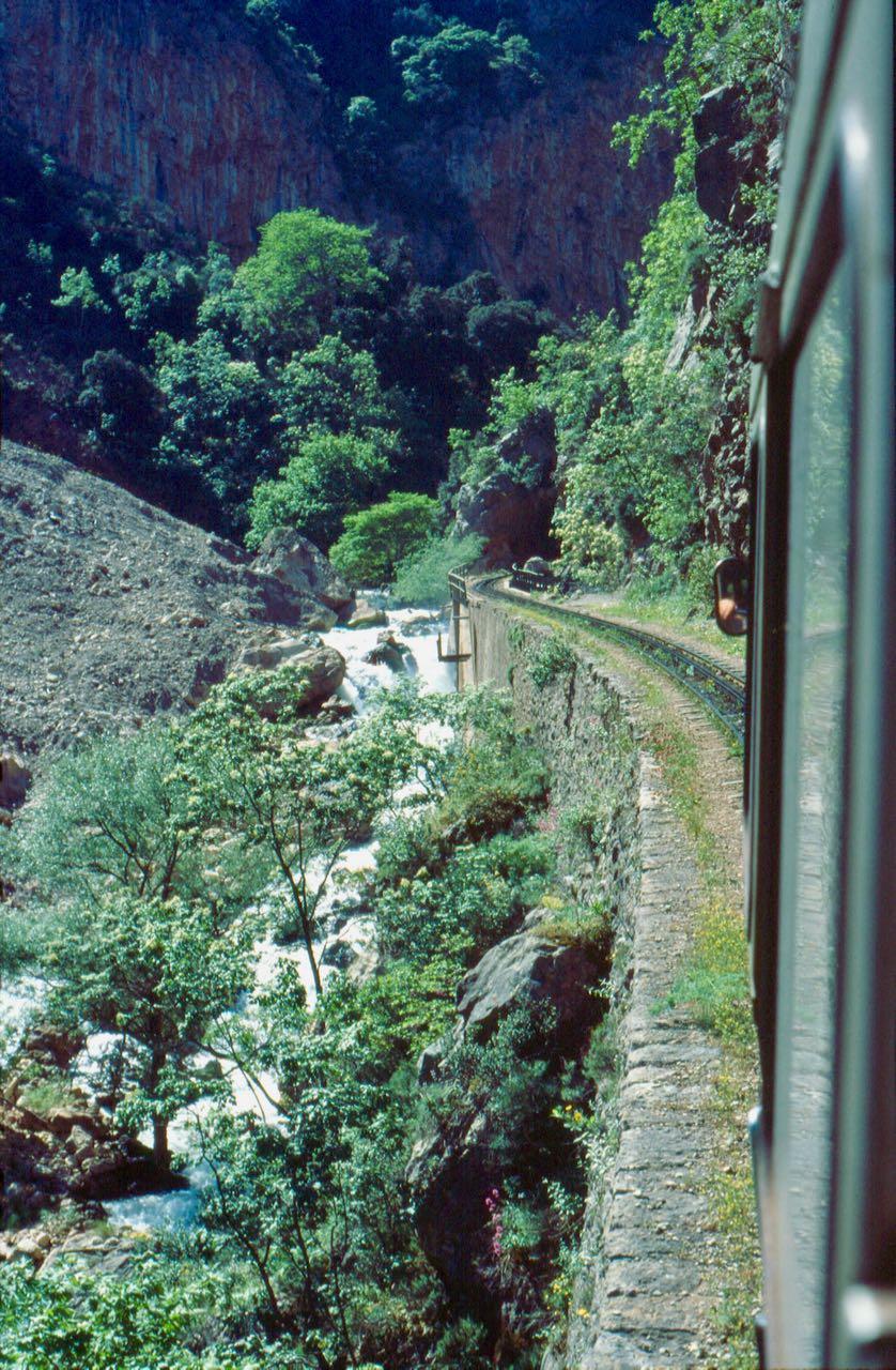 GR Schmalspurbahn Diakofto-Kalavrita