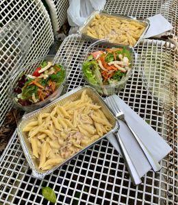Mü-Lunch-Parkbank