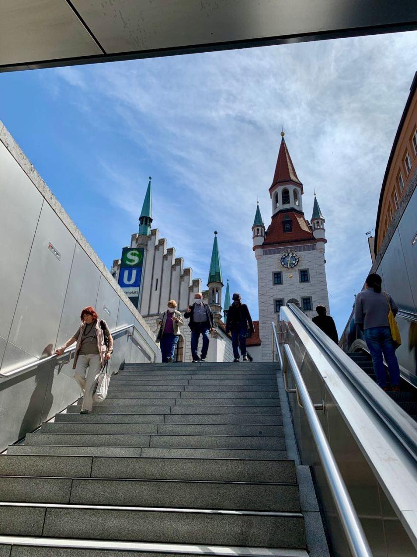 Mü-Marienplatz-S