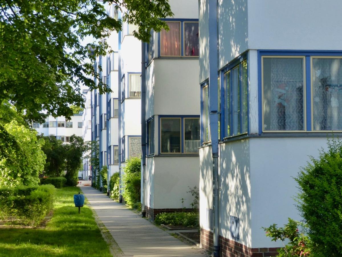 Architektur-Erlebnis: Berlin, Die WeißeStadt