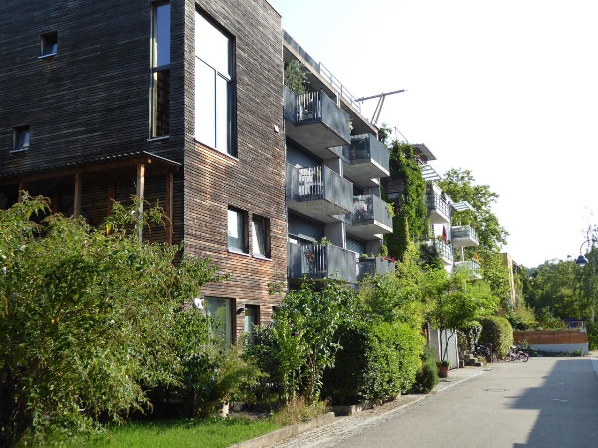 Architektur-Erlebnis: Freiburg, QuartierVauban